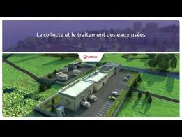 Veolia - La collecte et le traitement des eaux usées